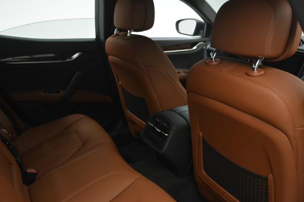 New 2019 Maserati Ghibli S Q4 for sale $59,900 at Rolls-Royce Motor Cars Greenwich in Greenwich CT 06830 24