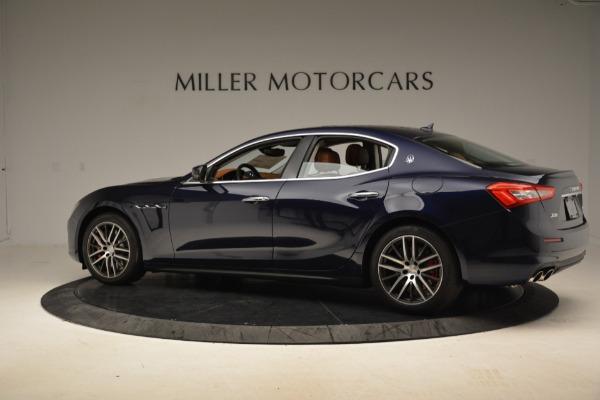 New 2019 Maserati Ghibli S Q4 for sale $59,900 at Rolls-Royce Motor Cars Greenwich in Greenwich CT 06830 4