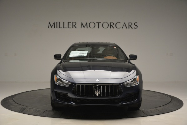 New 2019 Maserati Ghibli S Q4 for sale Sold at Rolls-Royce Motor Cars Greenwich in Greenwich CT 06830 12