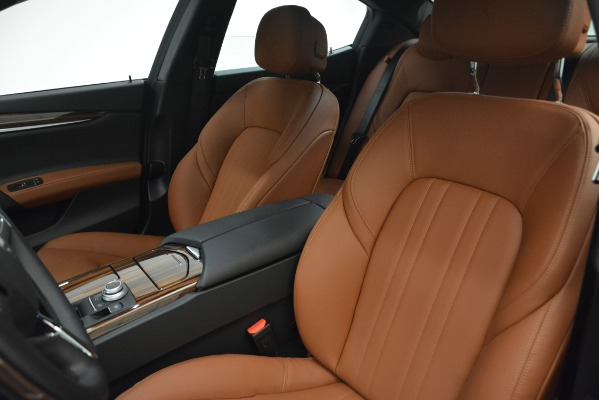New 2019 Maserati Ghibli S Q4 for sale Sold at Rolls-Royce Motor Cars Greenwich in Greenwich CT 06830 15