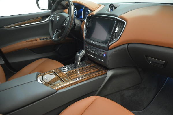 New 2019 Maserati Ghibli S Q4 for sale Sold at Rolls-Royce Motor Cars Greenwich in Greenwich CT 06830 20
