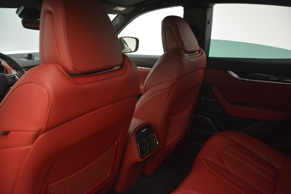 New 2019 Maserati Levante GTS for sale Sold at Rolls-Royce Motor Cars Greenwich in Greenwich CT 06830 20