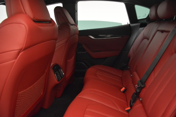 New 2019 Maserati Levante GTS for sale Sold at Rolls-Royce Motor Cars Greenwich in Greenwich CT 06830 21