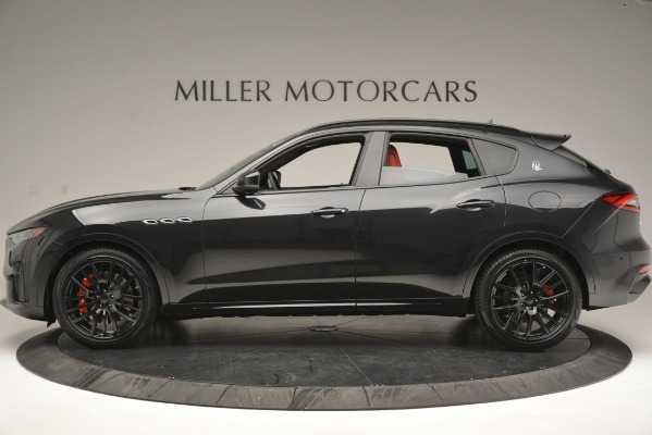 New 2019 Maserati Levante GTS for sale Sold at Rolls-Royce Motor Cars Greenwich in Greenwich CT 06830 3