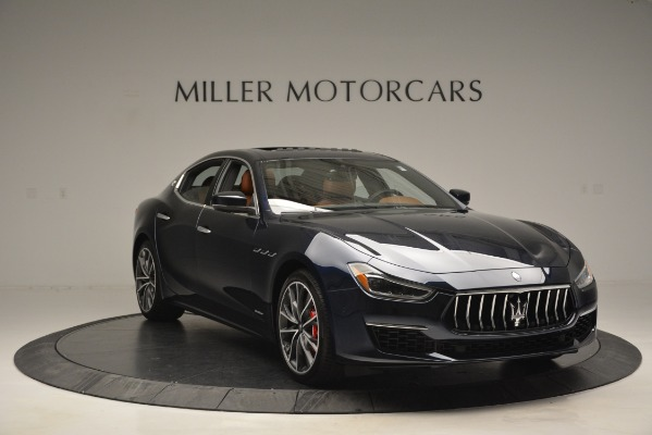 New 2019 Maserati Ghibli S Q4 GranLusso for sale Sold at Rolls-Royce Motor Cars Greenwich in Greenwich CT 06830 11