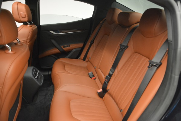New 2019 Maserati Ghibli S Q4 GranLusso for sale Sold at Rolls-Royce Motor Cars Greenwich in Greenwich CT 06830 17