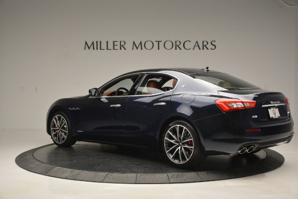 New 2019 Maserati Ghibli S Q4 GranLusso for sale Sold at Rolls-Royce Motor Cars Greenwich in Greenwich CT 06830 4