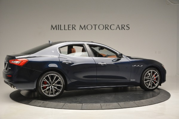 New 2019 Maserati Ghibli S Q4 GranLusso for sale Sold at Rolls-Royce Motor Cars Greenwich in Greenwich CT 06830 8