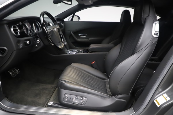 Used 2016 Bentley Continental GT W12 for sale Sold at Rolls-Royce Motor Cars Greenwich in Greenwich CT 06830 14