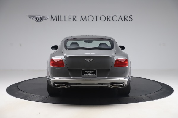 Used 2016 Bentley Continental GT W12 for sale Sold at Rolls-Royce Motor Cars Greenwich in Greenwich CT 06830 6