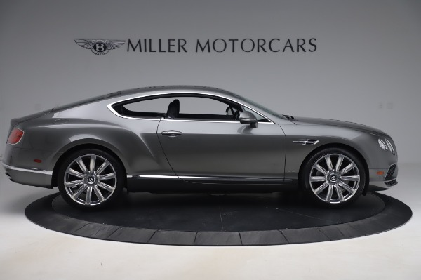 Used 2016 Bentley Continental GT W12 for sale Sold at Rolls-Royce Motor Cars Greenwich in Greenwich CT 06830 9