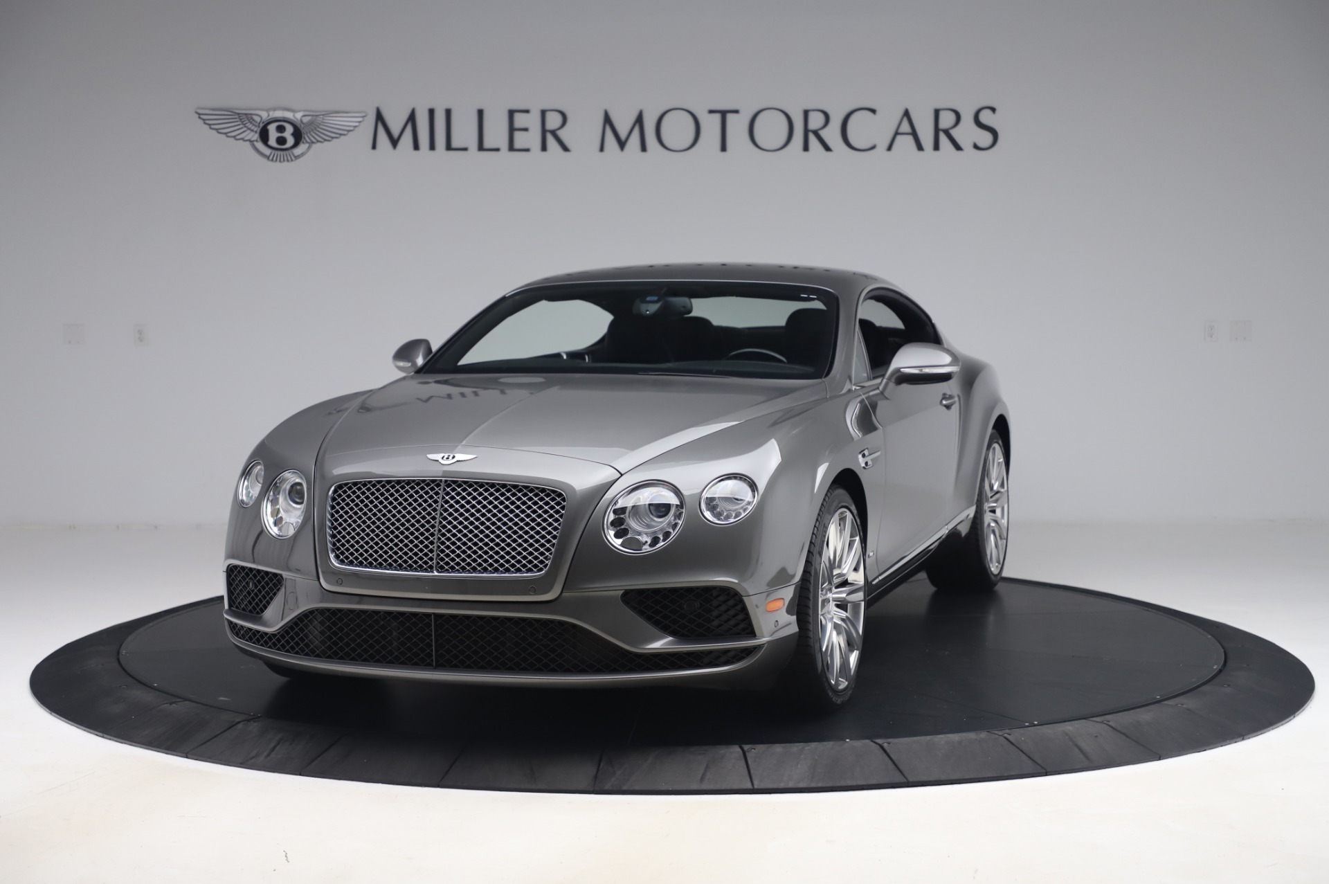 Used 2016 Bentley Continental GT W12 for sale Sold at Rolls-Royce Motor Cars Greenwich in Greenwich CT 06830 1
