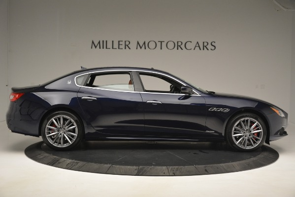 New 2019 Maserati Quattroporte S Q4 GranLusso for sale Sold at Rolls-Royce Motor Cars Greenwich in Greenwich CT 06830 10