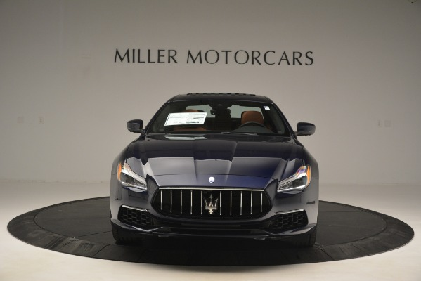New 2019 Maserati Quattroporte S Q4 GranLusso for sale Sold at Rolls-Royce Motor Cars Greenwich in Greenwich CT 06830 13