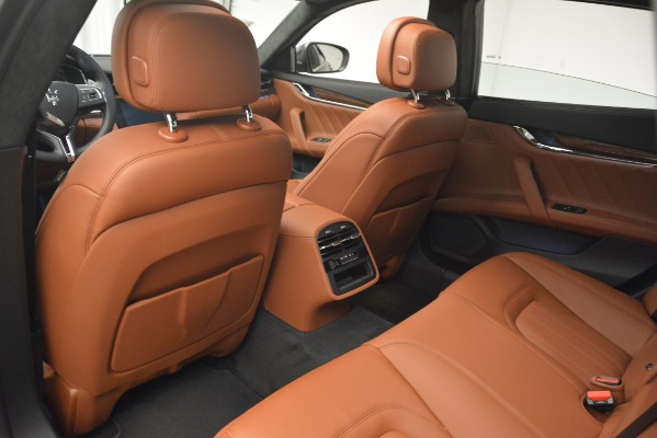 New 2019 Maserati Quattroporte S Q4 GranLusso for sale Sold at Rolls-Royce Motor Cars Greenwich in Greenwich CT 06830 19