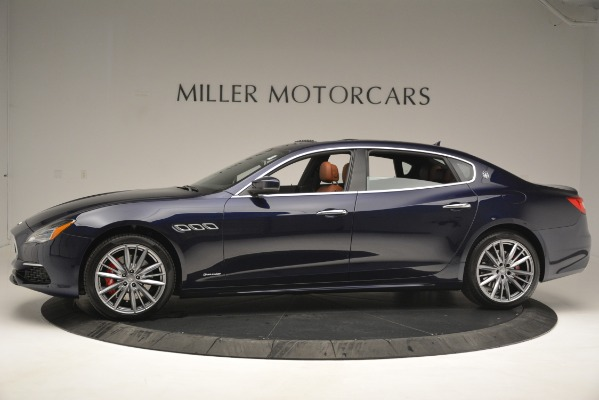 New 2019 Maserati Quattroporte S Q4 GranLusso for sale Sold at Rolls-Royce Motor Cars Greenwich in Greenwich CT 06830 3