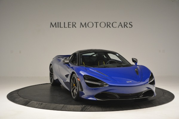 Used 2018 McLaren 720S Performance for sale Sold at Rolls-Royce Motor Cars Greenwich in Greenwich CT 06830 11