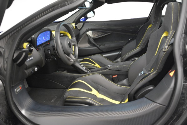 Used 2018 McLaren 720S Performance for sale Sold at Rolls-Royce Motor Cars Greenwich in Greenwich CT 06830 18