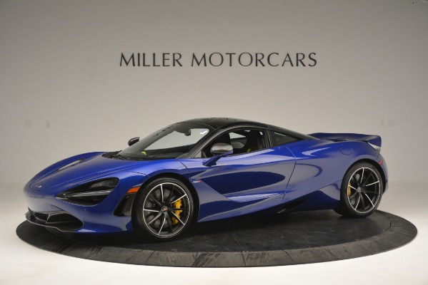 Used 2018 McLaren 720S Performance for sale Sold at Rolls-Royce Motor Cars Greenwich in Greenwich CT 06830 2