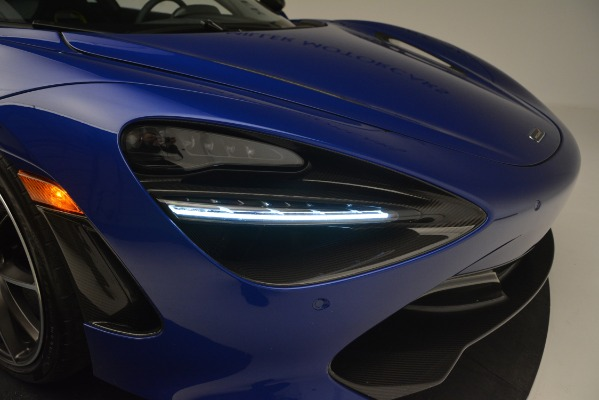 Used 2018 McLaren 720S Performance for sale Sold at Rolls-Royce Motor Cars Greenwich in Greenwich CT 06830 24