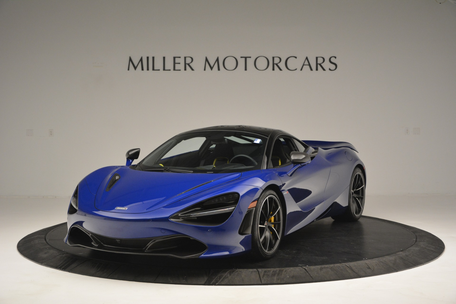 Used 2018 McLaren 720S Performance for sale Sold at Rolls-Royce Motor Cars Greenwich in Greenwich CT 06830 1