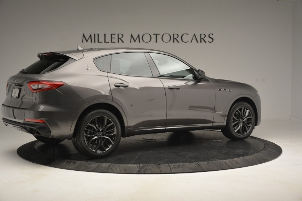 New 2019 Maserati Levante Q4 GranSport for sale Sold at Rolls-Royce Motor Cars Greenwich in Greenwich CT 06830 13