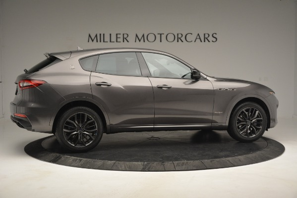 New 2019 Maserati Levante Q4 GranSport for sale Sold at Rolls-Royce Motor Cars Greenwich in Greenwich CT 06830 14