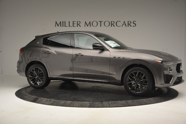 New 2019 Maserati Levante Q4 GranSport for sale Sold at Rolls-Royce Motor Cars Greenwich in Greenwich CT 06830 16