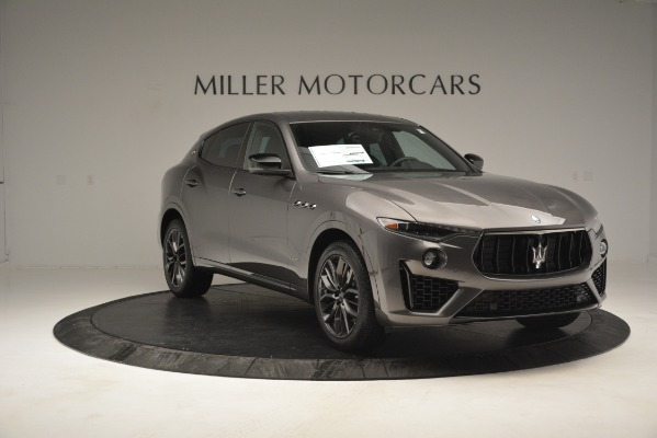 New 2019 Maserati Levante Q4 GranSport for sale Sold at Rolls-Royce Motor Cars Greenwich in Greenwich CT 06830 18