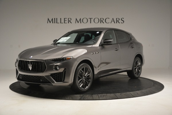 New 2019 Maserati Levante Q4 GranSport for sale Sold at Rolls-Royce Motor Cars Greenwich in Greenwich CT 06830 2