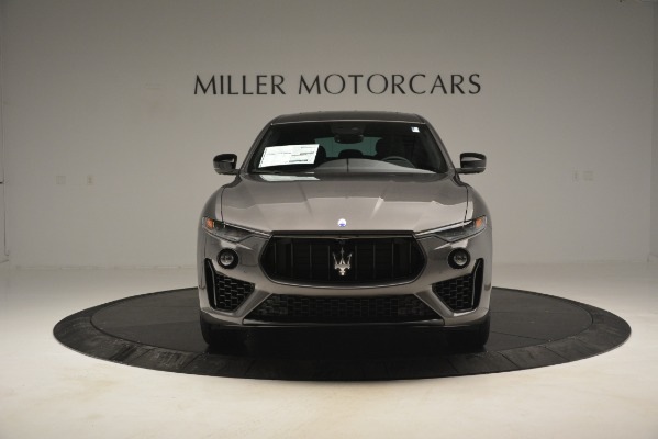 New 2019 Maserati Levante Q4 GranSport for sale Sold at Rolls-Royce Motor Cars Greenwich in Greenwich CT 06830 20