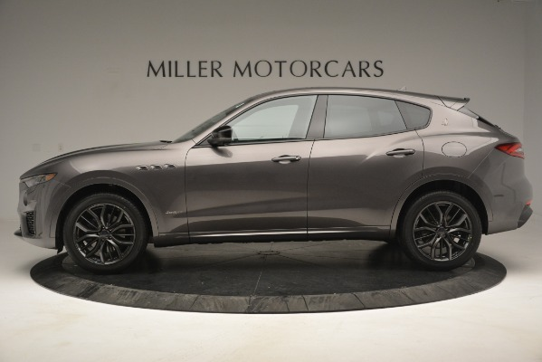 New 2019 Maserati Levante Q4 GranSport for sale Sold at Rolls-Royce Motor Cars Greenwich in Greenwich CT 06830 5