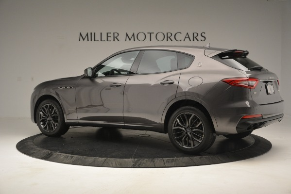 New 2019 Maserati Levante Q4 GranSport for sale Sold at Rolls-Royce Motor Cars Greenwich in Greenwich CT 06830 7