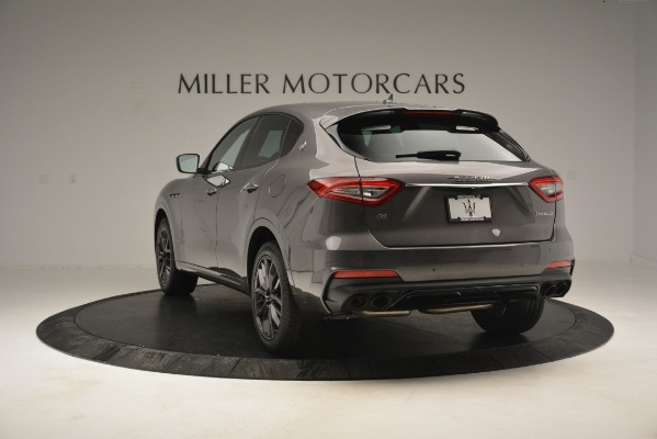 New 2019 Maserati Levante Q4 GranSport for sale Sold at Rolls-Royce Motor Cars Greenwich in Greenwich CT 06830 9
