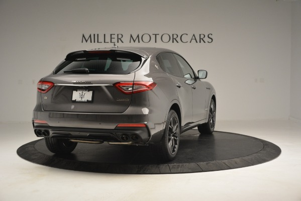 New 2019 Maserati Levante Q4 GranSport for sale Sold at Rolls-Royce Motor Cars Greenwich in Greenwich CT 06830 11
