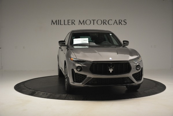 New 2019 Maserati Levante Q4 GranSport for sale Sold at Rolls-Royce Motor Cars Greenwich in Greenwich CT 06830 19