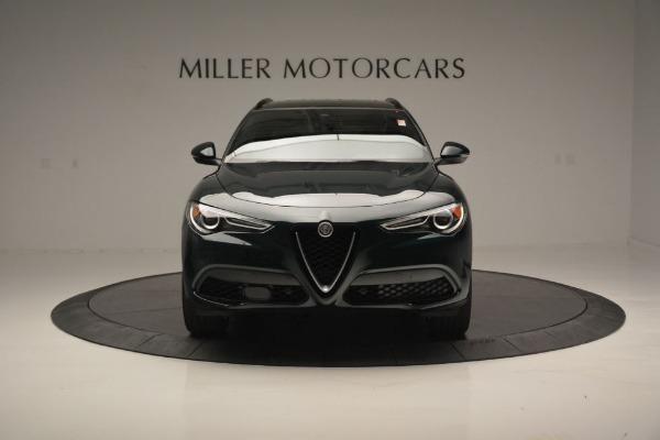 New 2019 Alfa Romeo Stelvio Sport Q4 for sale Sold at Rolls-Royce Motor Cars Greenwich in Greenwich CT 06830 13