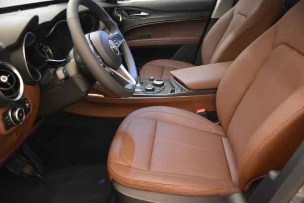 New 2019 Alfa Romeo Stelvio Sport Q4 for sale Sold at Rolls-Royce Motor Cars Greenwich in Greenwich CT 06830 15