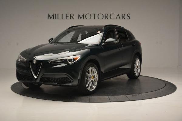 New 2019 Alfa Romeo Stelvio Sport Q4 for sale Sold at Rolls-Royce Motor Cars Greenwich in Greenwich CT 06830 2