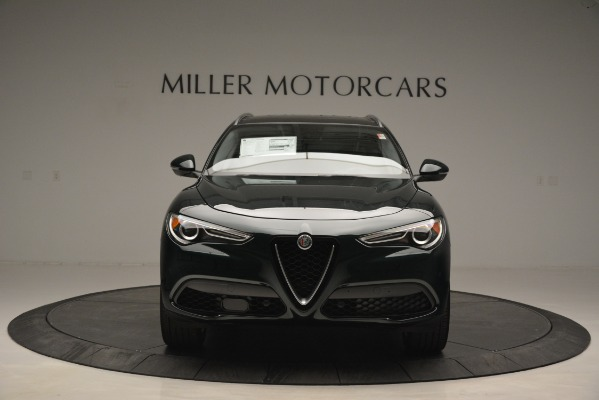 New 2019 Alfa Romeo Stelvio Q4 for sale Sold at Rolls-Royce Motor Cars Greenwich in Greenwich CT 06830 12
