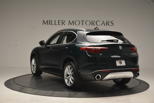 New 2019 Alfa Romeo Stelvio Q4 for sale Sold at Rolls-Royce Motor Cars Greenwich in Greenwich CT 06830 5