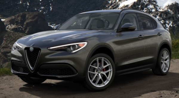 Used 2019 Alfa Romeo Stelvio Sport Q4 for sale Sold at Rolls-Royce Motor Cars Greenwich in Greenwich CT 06830 1