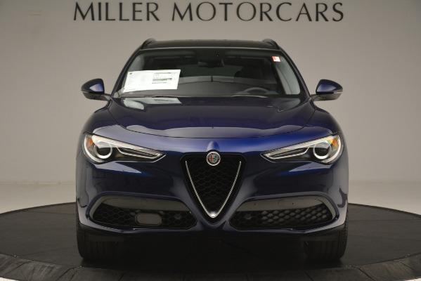New 2019 Alfa Romeo Stelvio Sport Q4 for sale $49,940 at Rolls-Royce Motor Cars Greenwich in Greenwich CT 06830 12
