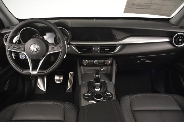 New 2019 Alfa Romeo Stelvio Sport Q4 for sale $49,940 at Rolls-Royce Motor Cars Greenwich in Greenwich CT 06830 16