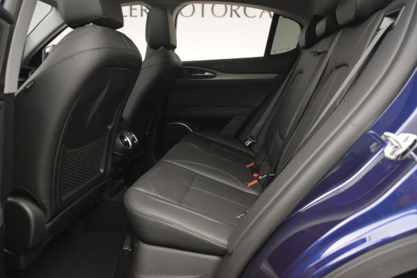 New 2019 Alfa Romeo Stelvio Sport Q4 for sale $49,940 at Rolls-Royce Motor Cars Greenwich in Greenwich CT 06830 19