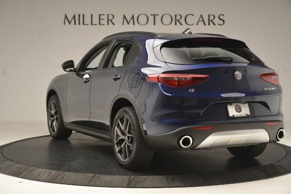 New 2019 Alfa Romeo Stelvio Sport Q4 for sale $49,940 at Rolls-Royce Motor Cars Greenwich in Greenwich CT 06830 5
