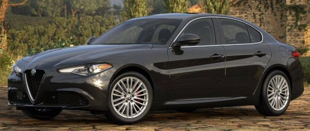 New 2019 Alfa Romeo Giulia Ti Lusso Q4 for sale $51,390 at Rolls-Royce Motor Cars Greenwich in Greenwich CT 06830 1