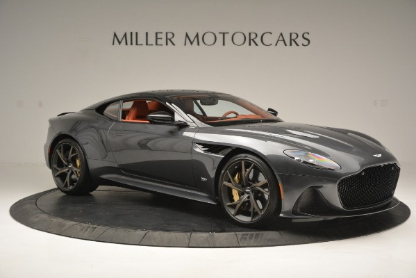 Used 2019 Aston Martin DBS Superleggera Coupe for sale $265,900 at Rolls-Royce Motor Cars Greenwich in Greenwich CT 06830 10