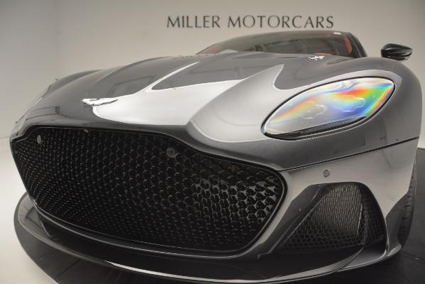 New 2019 Aston Martin DBS Superleggera for sale Sold at Rolls-Royce Motor Cars Greenwich in Greenwich CT 06830 14