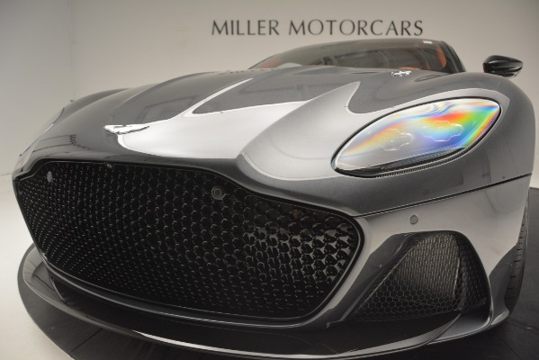 Used 2019 Aston Martin DBS Superleggera Coupe for sale $265,900 at Rolls-Royce Motor Cars Greenwich in Greenwich CT 06830 14